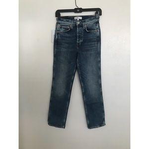 Re/done Originals Cigarette 50s Jeans